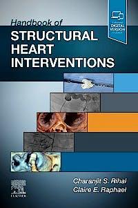 Portada del libro 9780323672788 Handbook of Structural Heart Interventions