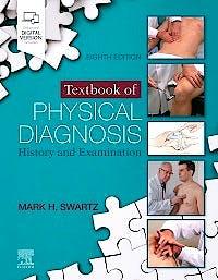 Portada del libro 9780323672924 Textbook of Physical Diagnosis. History and Examination