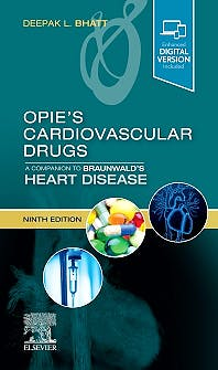 Portada del libro 9780323673617 Opie's Cardiovascular Drugs: A Companion to Braunwald's Heart Disease