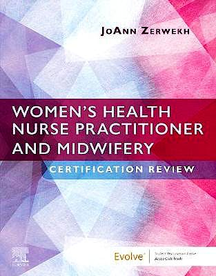 Portada del libro 9780323675291 Women's Health Nurse Practitioner and Midwifery Certification Review