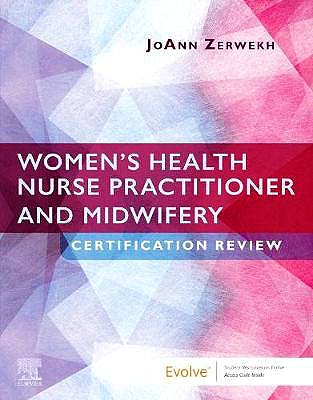 Portada del libro 9780323675291 Women's Health Nurse Practitioner and Midwifery Certification Review