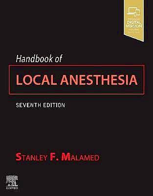 Portada del libro 9780323676861 Handbook of Local Anesthesia