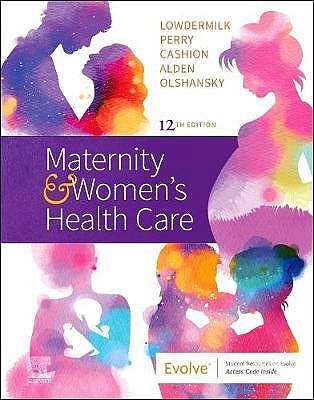 Portada del libro 9780323676908 Maternity and Women's Health Care