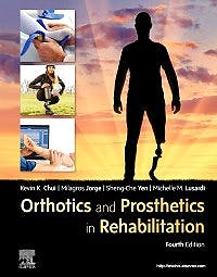 Portada del libro 9780323676915 Orthotics and Prosthetics in Rehabilitation