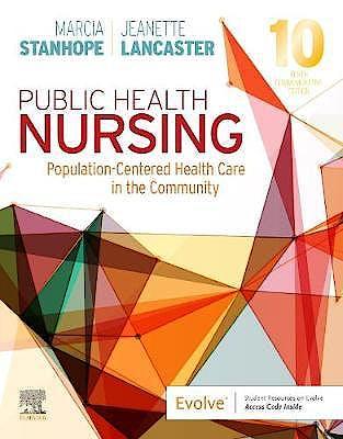 Portada del libro 9780323676953 Public Health Nursing. Population-Centered Health Care in the Community