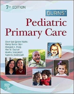 Portada del libro 9780323677004 Burns' Pediatric Primary Care