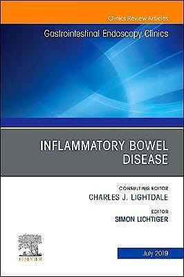 Portada del libro 9780323677950 Inflammatory Bowel Disease (An Issue of Gastrointestinal Endoscopy Clinics)