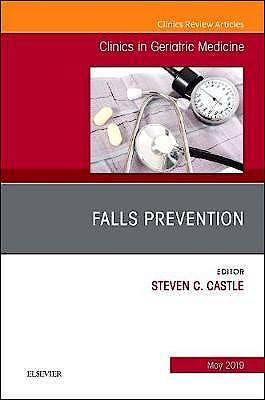 Portada del libro 9780323678568 Falls Prevention (An Issue of Clinics in Geriatric Medicine) POD