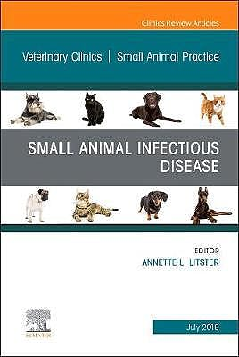 Portada del libro 9780323678667 Small Animal Infectious Disease (An Issue of Veterinary Clinics of North America. Small Animal Practice) POD