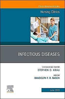 Portada del libro 9780323678742 Infectious Diseases (An Issue of Nursing Clinics) POD