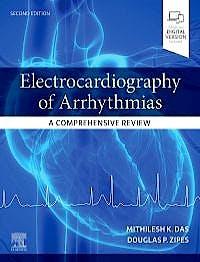 Portada del libro 9780323680509 Electrocardiography of Arrhythmias. A Comprehensive Review