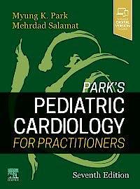 Portada del libro 9780323681070 Park's Pediatric Cardiology for Practitioners