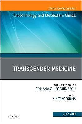 Portada del libro 9780323681193 Transgender Medicine (An Issue of Endocrinology and Metabolism Clinics of North America)