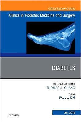Portada del libro 9780323682060 Diabetes (An Issue of Clinics in Podiatric Medicine and Surgery)