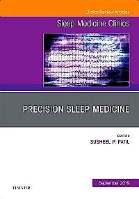 Portada del libro 9780323682169 Precision Sleep Medicine (An Issue of Sleep Medicine Clinics) POD