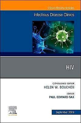 Portada del libro 9780323682329 HIV (An Issue of Infectious Disease Clinics of North America) POD