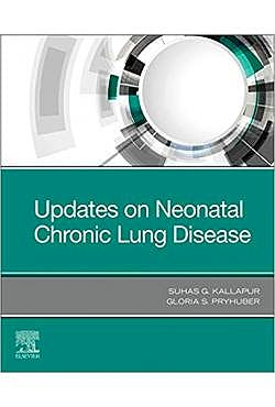 Portada del libro 9780323683531 Updates on Neonatal Chronic Lung Disease