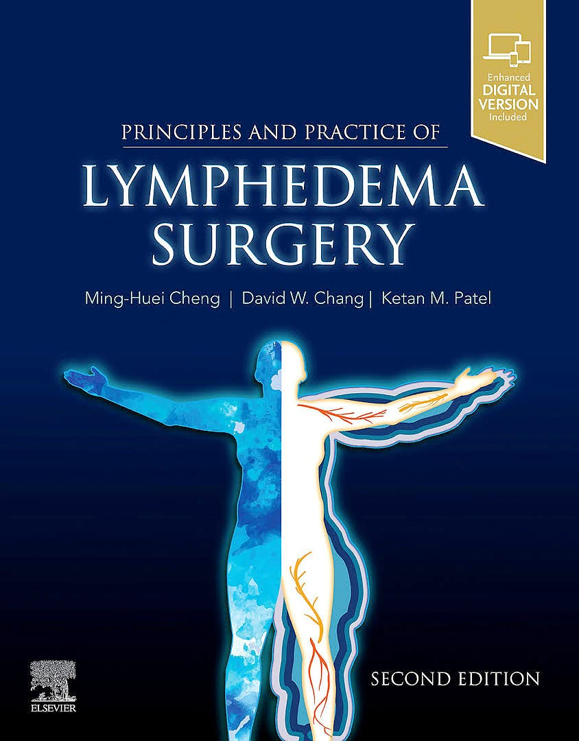 Portada del libro 9780323694186 Principles and Practice of Lymphedema Surgery