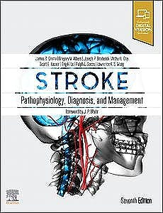 Portada del libro 9780323694247 Stroke. Pathophysiology, Diagnosis, and Management (Includes Digital Version)