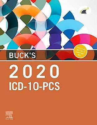 Portada del libro 9780323694377 Buck's 2020 ICD-10-PCS