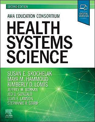 Portada del libro 9780323694629 Health Systems Science