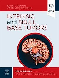 Portada del libro 9780323696425 Intrinsic and Skull Base Tumors (Neurosurgery Case Management Comparison Series)
