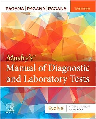 Portada del libro 9780323697033 Mosby's® Manual of Diagnostic and Laboratory Tests