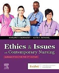Portada del libro 9780323697330 Ethics and Issues In Contemporary Nursing