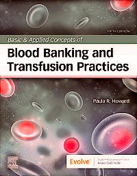 Portada del libro 9780323697392 Basic and Applied Concepts of Blood Banking and Transfusion Practices