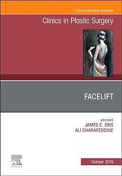 Portada del libro 9780323697460 Facelift (An Issue of Clinics in Plastic Surgery) POD