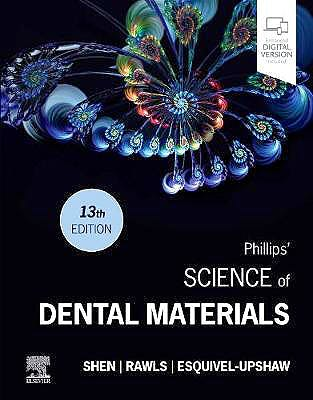 Portada del libro 9780323697552 Phillips' Science of Dental Materials