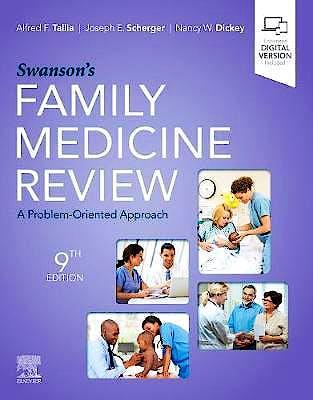 Portada del libro 9780323698115 Swanson's Family Medicine Review. A Problem-Oriented Approach