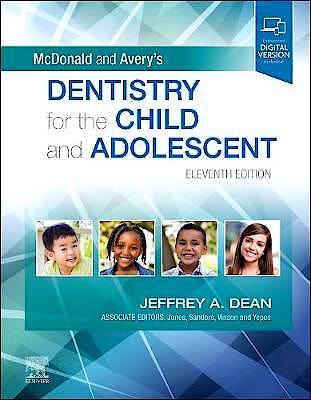 Portada del libro 9780323698207 McDonald and Avery's Dentistry for the Child and Adolescent