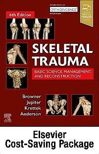 Portada del libro 9780323708654 Skeletal Trauma, 2 Vols. + Green's Skeletal Trauma in Children (Package)