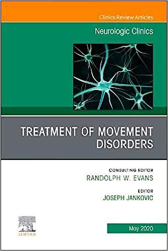 Portada del libro 9780323709910 Treatment of Movement Disorders (An Issue of Neurologic Clinics)