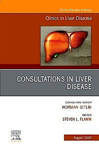Portada del libro 9780323710688 Consultations in Liver Disease (An Issue of Clinics in Liver Disease)