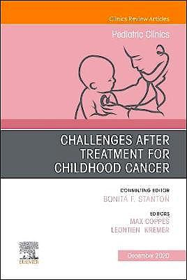 Portada del libro 9780323710787 Challenges After Treatment for Childhood Cancer (An Issue of Pediatric Clinics)