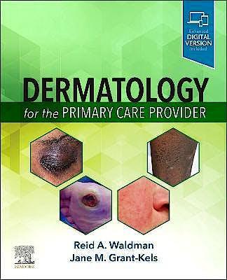 Portada del libro 9780323712361 Dermatology for the Primary Care Provider