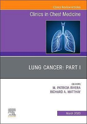 Portada del libro 9780323712897 Advances in Occupational and Environmental Lung Diseases. Lung Cancer Part 1 (An Issue of Clinics in Chest Medicine)