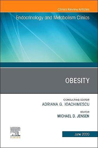 Portada del libro 9780323713061 Obesity (An Issue Of Endocrinology and Metabolism Clinics Of North America) POD