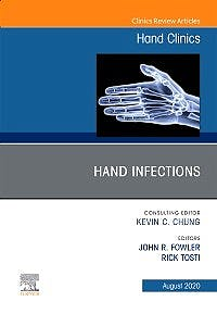 Portada del libro 9780323713481 Hand Infections (An Issue of Hand Clinics) POD