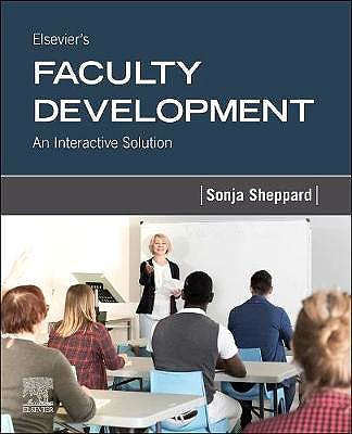 Portada del libro 9780323722513 Elsevier's Faculty Development. An Interactive Solution