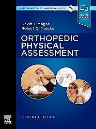 Portada del libro 9780323749510 Orthopedic Physical Assessment