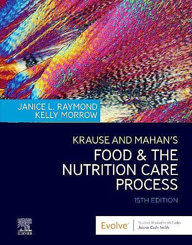 Portada del libro 9780323749626 Krause and Mahan's Food and the Nutrition Care Process