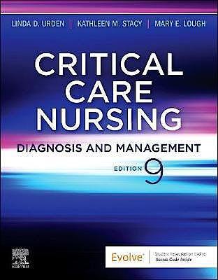 Portada del libro 9780323751476 Critical Care Nursing. Diagnosis and Management