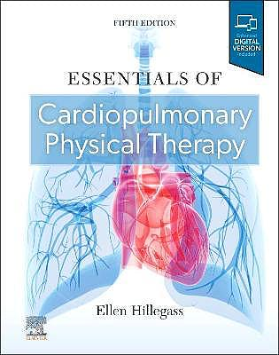 Portada del libro 9780323751520 Essentials of Cardiopulmonary Physical Therapy