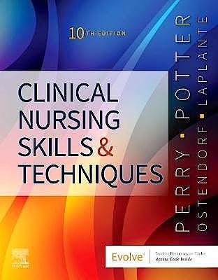Portada del libro 9780323751537 Clinical Nursing Skills and Techniques