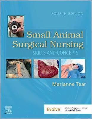 Portada del libro 9780323751629 Small Animal Surgical Nursing