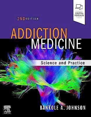 Portada del libro 9780323754408 Addiction Medicine. Science and Practice