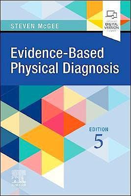 Portada del libro 9780323754835 Evidence-Based Physical Diagnosis